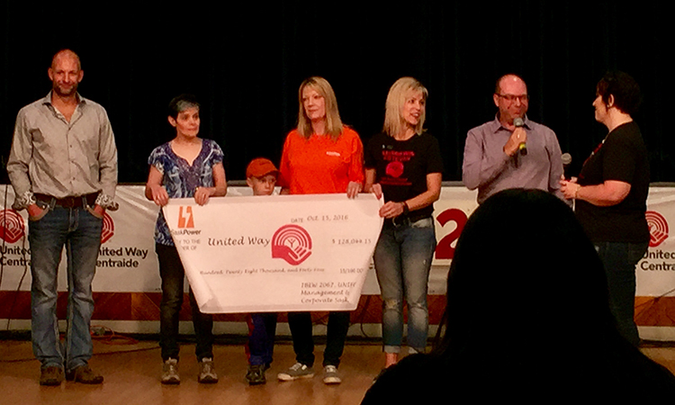 Estevan United Way Featured