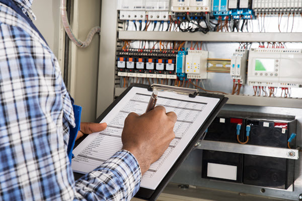 Gas and Electrical inspection